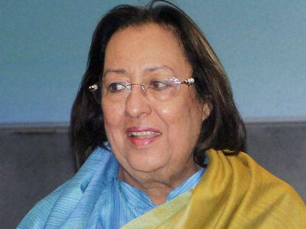 We are realizing PM's dream: Heptulla