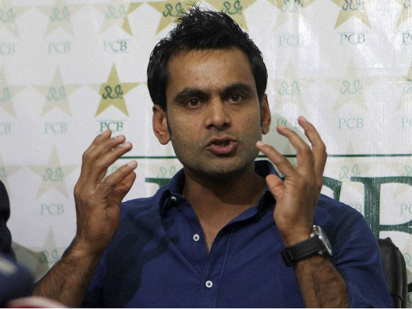 File photo of Mohammad Hafeez
