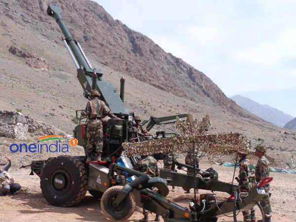 Indian Army to soon induct 'desi bofors'