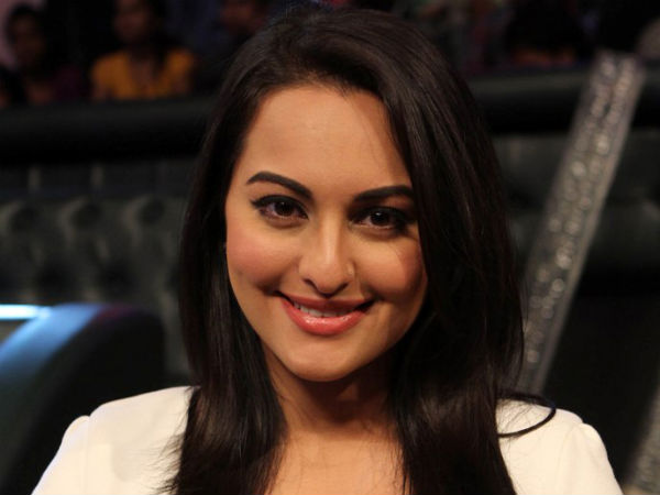 When Sonakshi Sinha was trolled on Twitter for calling India BAN-istan.