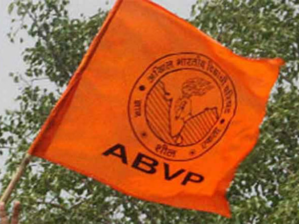 ABVP thwarts CYSS, NSUI:Twitter reaction.