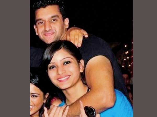 Sheena Bora and Rahul Mukerjea