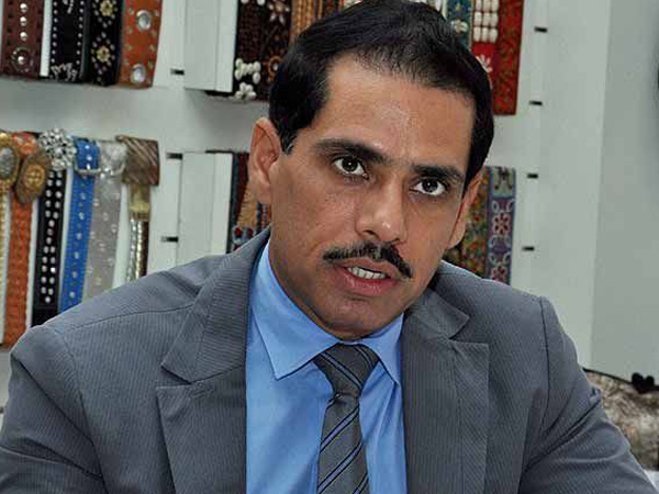 I am not a VIP: Robert Vadra