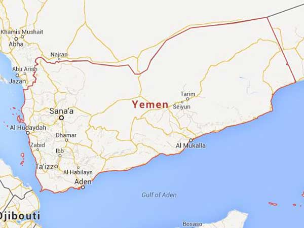 Stranded sailors being bombed in Yemen