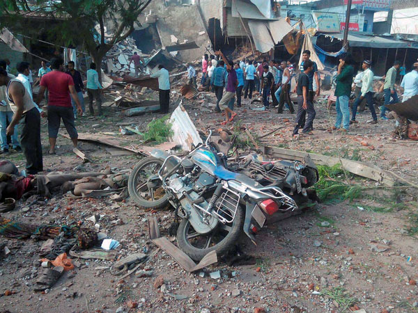 Jhabua blasts: 59 detonators seized