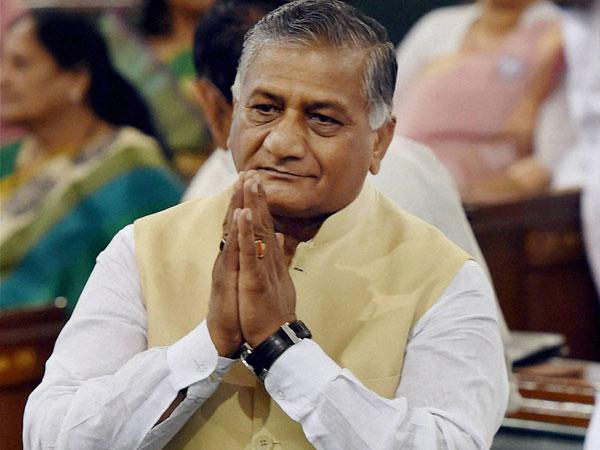 There are other methods than agitation to get OROP: V K Singh.