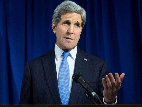 US to accept more refugees: John Kerry