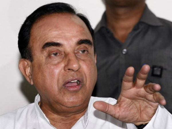Subramanian Swamy in race for JNU VC post?