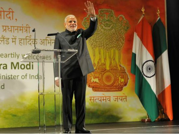 India is most powerful in BRICS: PM Modi in Ireland