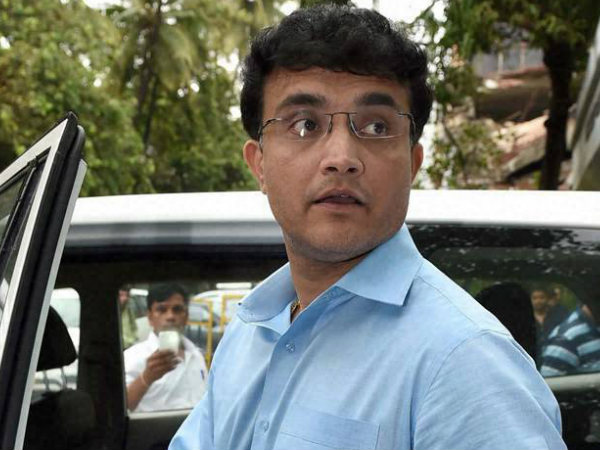 Sourav Ganguly is new CAB president