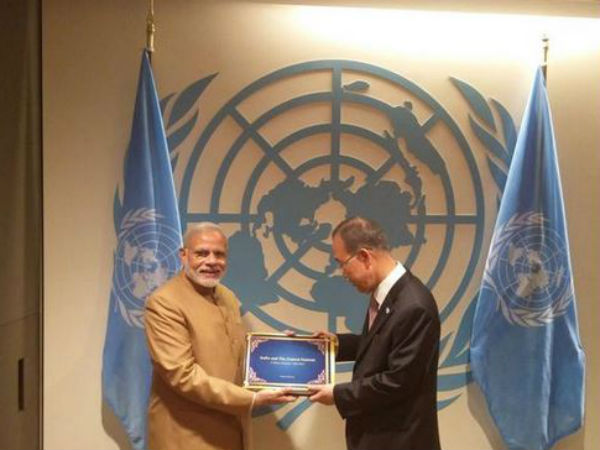 PM Modi pitches for much needed reforms in UNSC