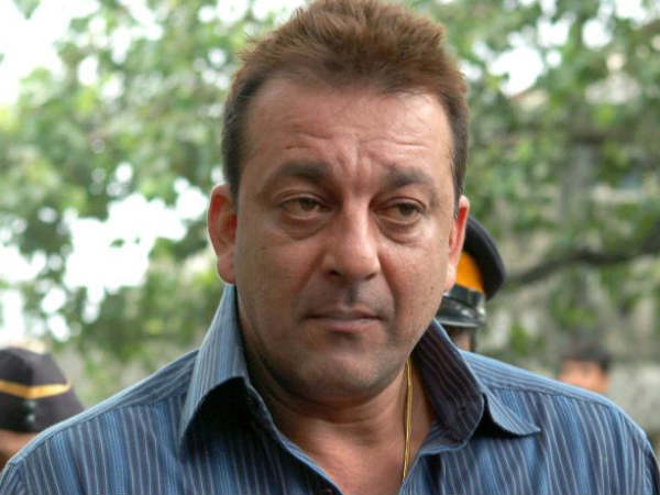File photo of Sanjay Dutt