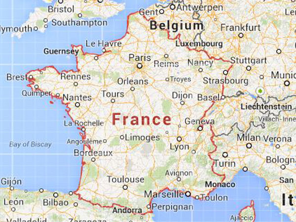 France carries out airstrikes against IS