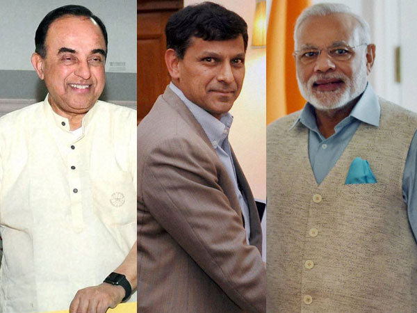 Modi lashes out at Swamy :: Your Publicity Stunt won