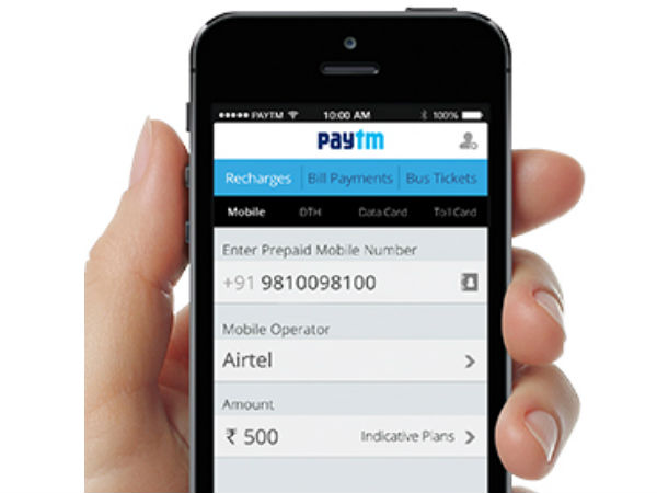 Alibaba Group to invest in Paytm