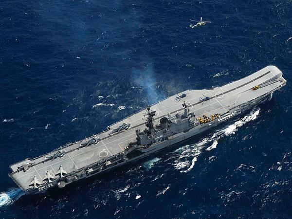 INS Kochi to be commissioned today