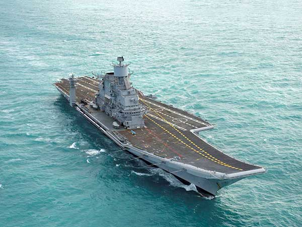 Warship INS Kochi commissioned