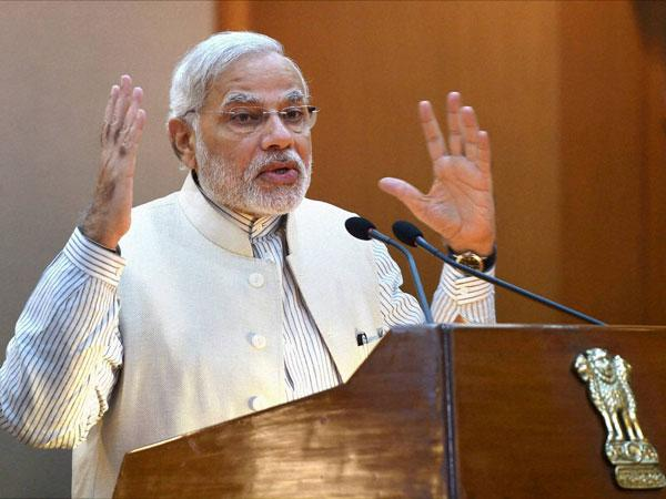 Implement Indian projects in Saarc: Modi