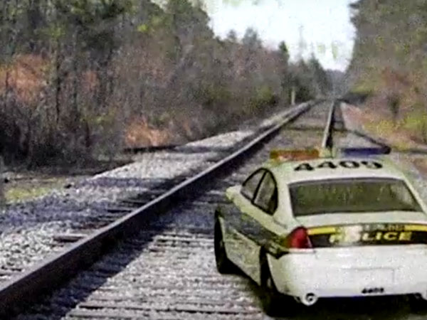 Car on railway track (Representational Image)