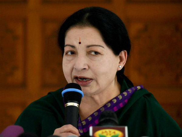 Jaya writes to Modi on fishermen issue