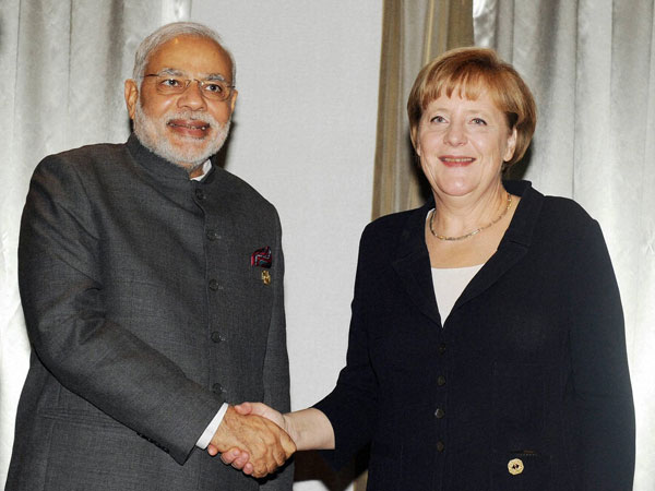 Merkel to solve 'German' issue with Ind