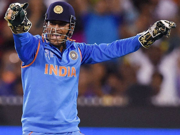 Another milestone for MS Dhoni
