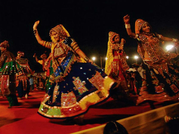Muslims banned in Garba festivals; Hindus allowed after sprinkling of cow urine.