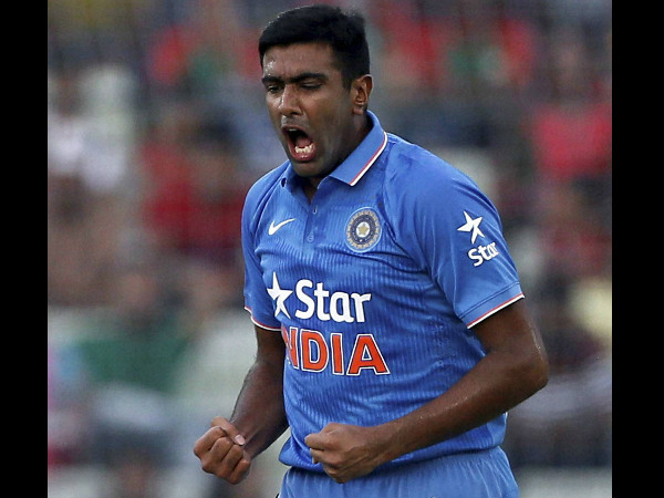 A file picture of R Ashwin