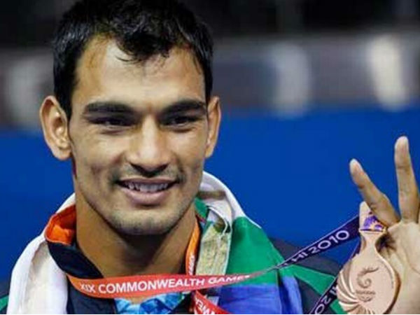Know why boxer Jai Bhagwan suspended