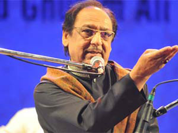 Ghulam Ali's concert cancelled