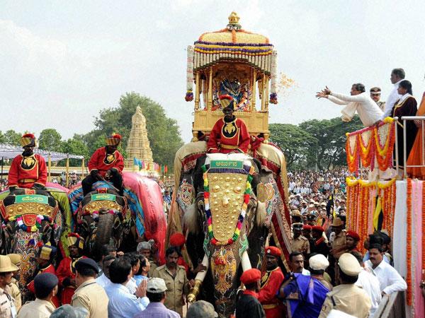 Mysore Dasara 400th Anniversary Navratri Celebrations