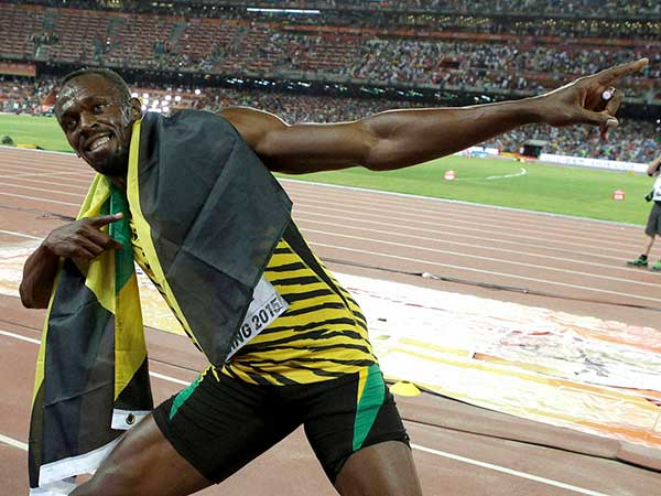 Will become legend if won Rio 2016: Bolt