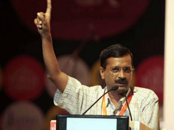 Kejriwal sacks Food minister for graft