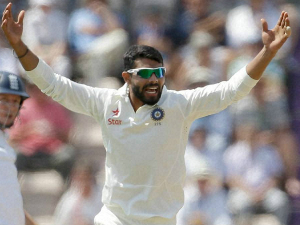 A file photo of Ravindra Jadeja