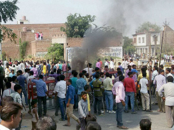 Violence in Mainpuri over 'cow killing'