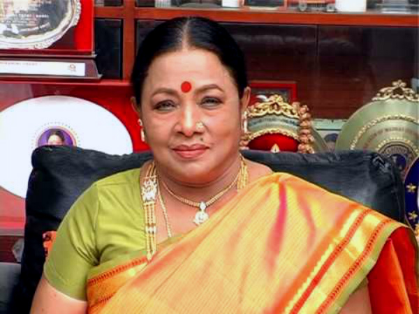 Legendary Tamil actress Manorama dies