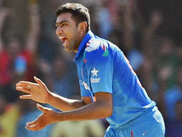 Ashwin had to wait for 25 minutes to bowl