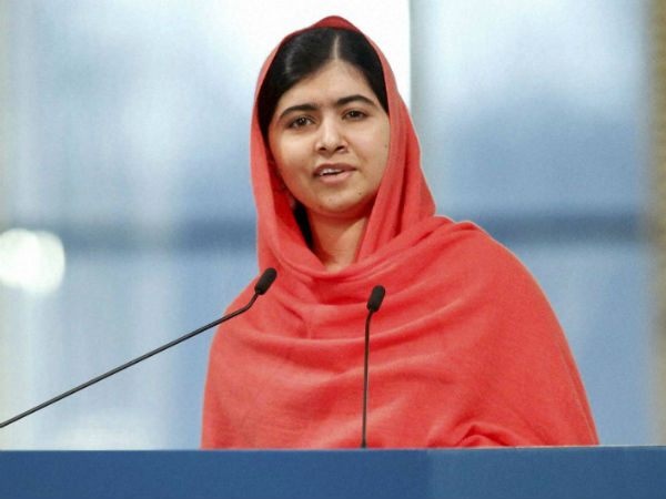 malala praises pakistani film for education message   oneindia