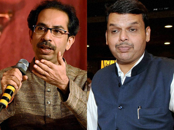 Sena-BJP to dismantle for civic polls?