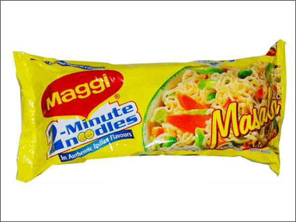 More tests on 9 Maggi samples