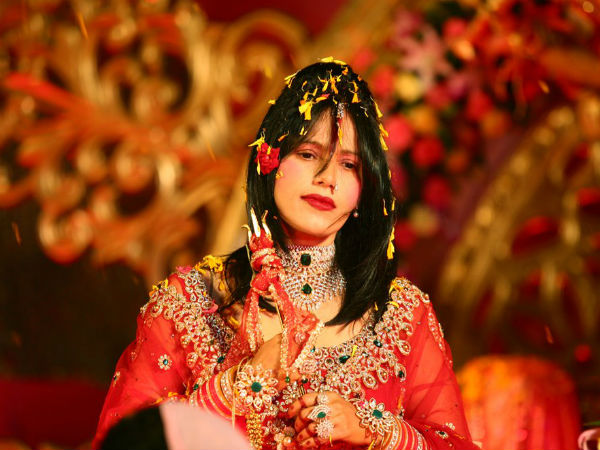 Radhe Maa carrying trident on plane: HC seeks reply on PIL.