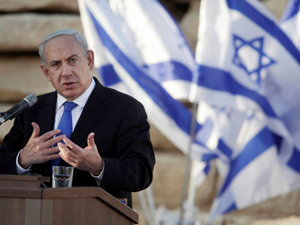 Syrians who flee war won't be allowed into Israel: Netanyahu