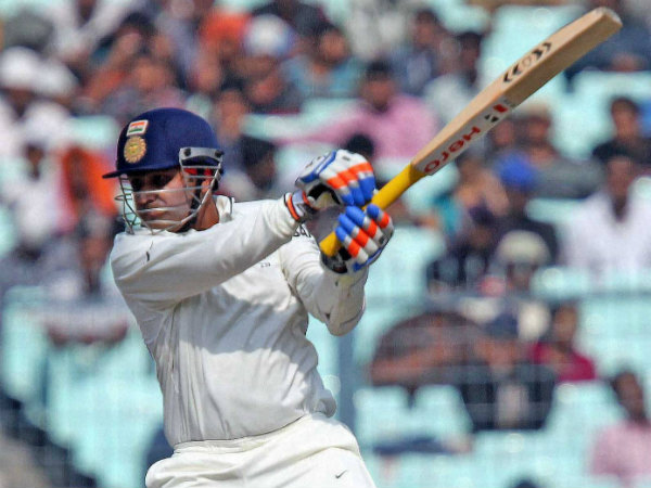 Sehwag hit 2 triple tons in Tests