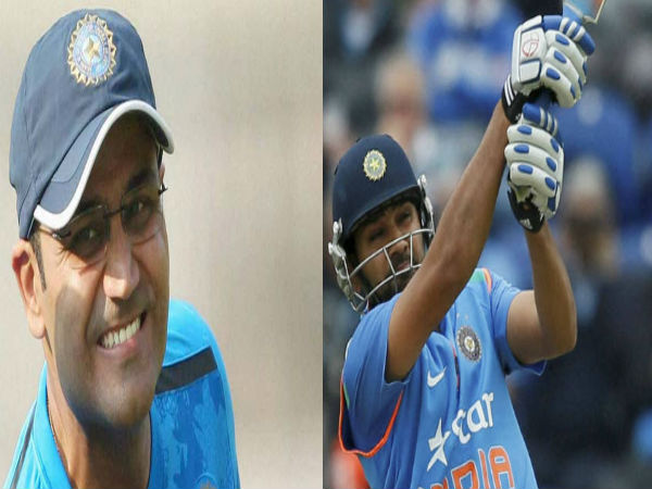 'Rohit could to be next Sehwag'