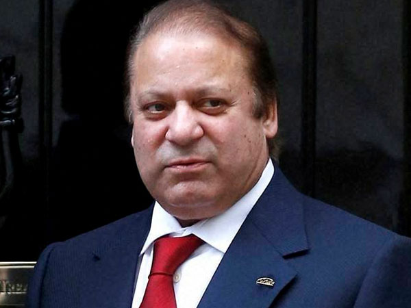 Taking action against terrorists: Sharif