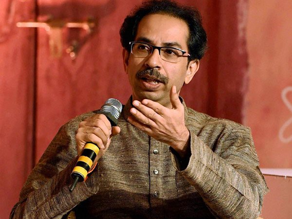 Uddhav attacks BJP on Pak, Ayodhya, beef; rules out break-up.