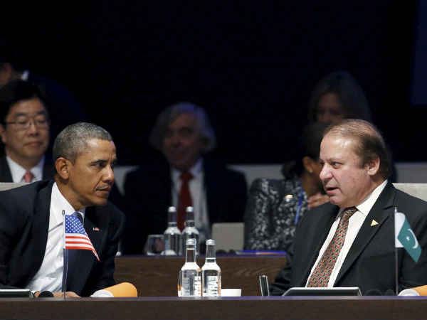 'US should seek cooperation from Pak in anti-terror efforts'.