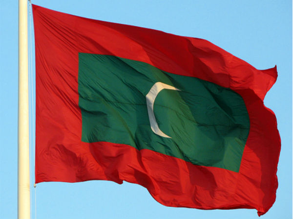 Maldives vice president arrested