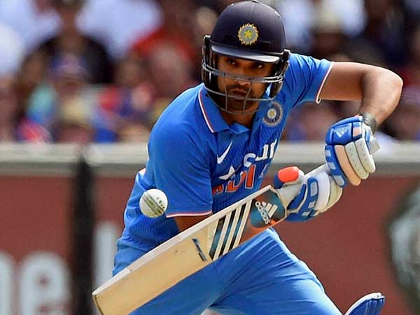 Rohit plays first ODI at Wankhede
