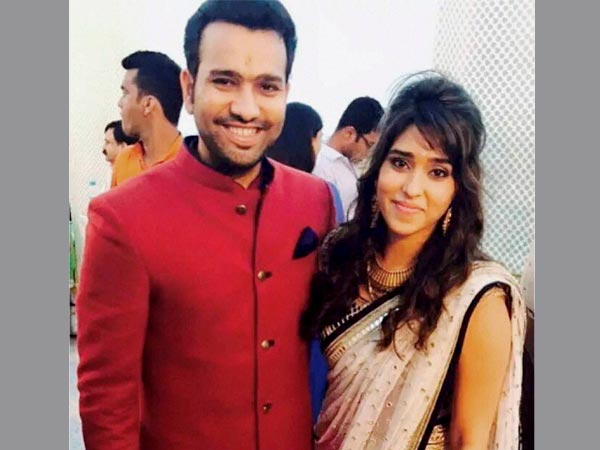 Rohit makes me laugh without even trying, says fiancee Ritika Sajdeh